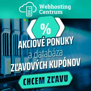 Webhosting Zľavové Kupóny