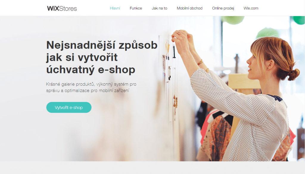 Shop builder wix-com