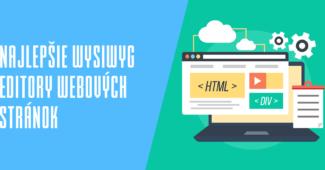 Najlepšie WYSIWYG editory webových stránok (page buildery)