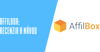 Sass aplikácia Affilbox.cz recenzia a návod