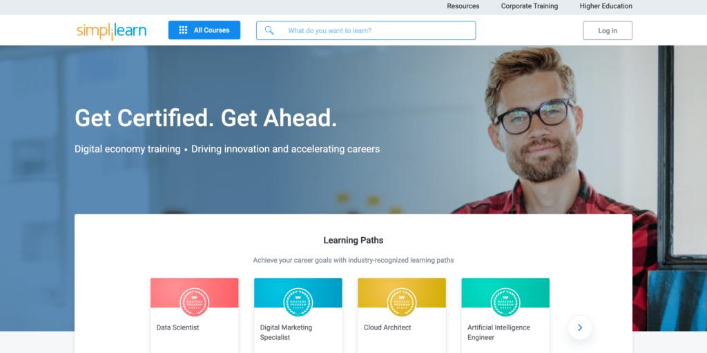 SimpliLearn.com online kurzy