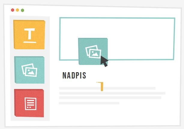 Recenzia WebSupport Vlastná Webstránka - drag&drop editor