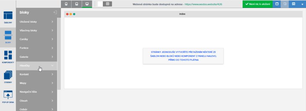 Recenzie WEDOS Website - tvorba webovej stránky
