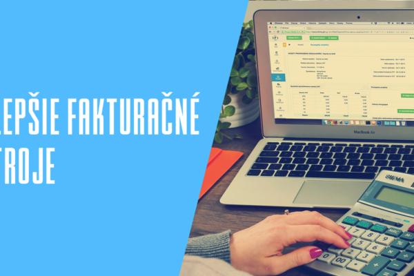 Najlepšie fakturačné nástroje pre freelancerov a malé firmy