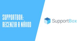 SupportBox recenzia a návody
