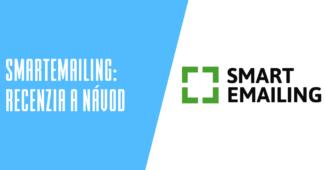 SmartEmailing recenzia a návody