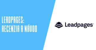LeadPages recenzia a návody
