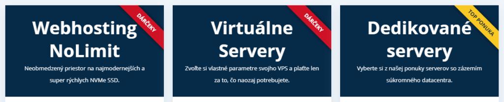 Recenzia Wedosu - služby