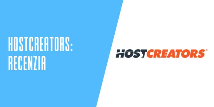 HostCreators recenzia a návody