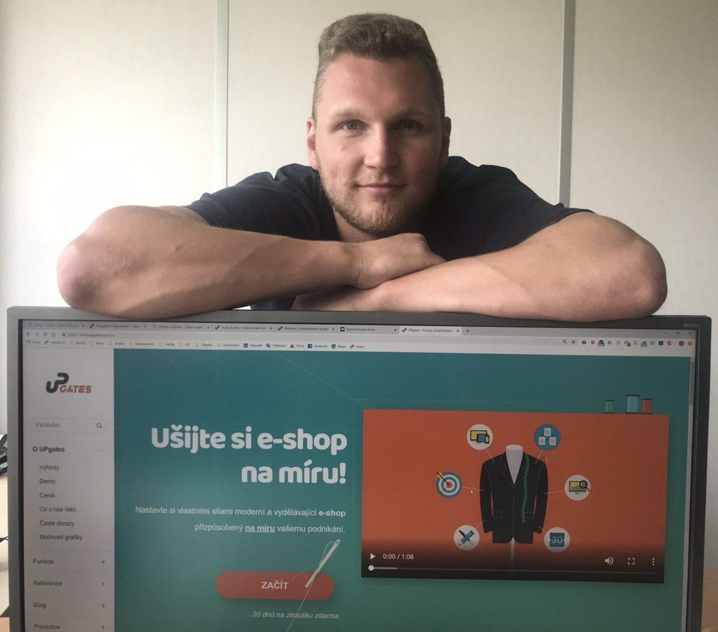 Jiří Lexa z UPgates