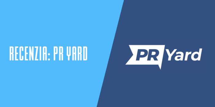 PR Yard recenzia