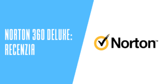 Norton 360 Deluxe recenzia