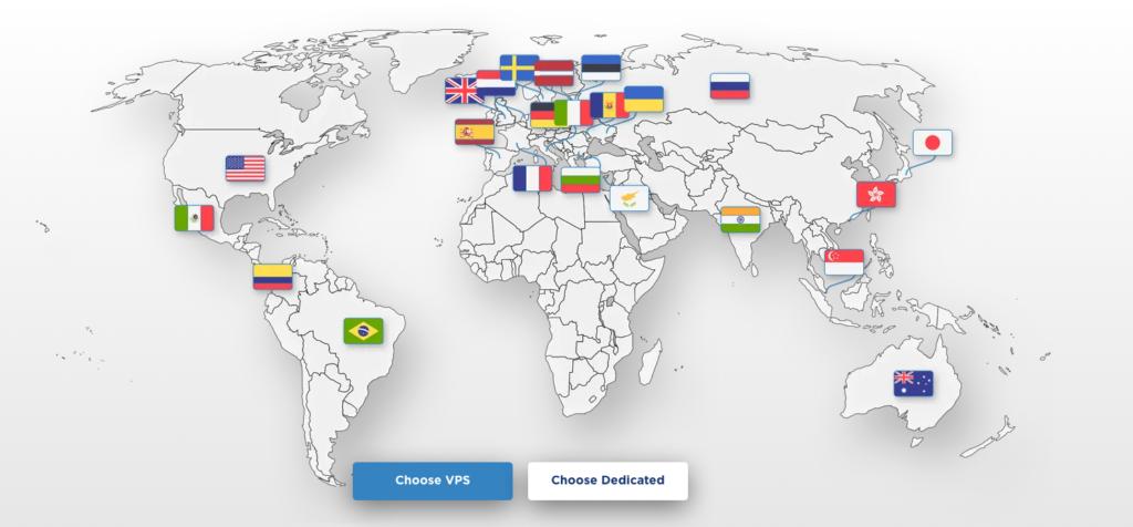 Host-world.com lokality