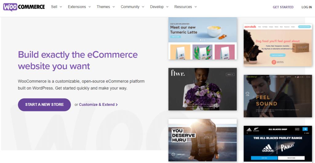 Open source e-shopová platforma WooCommerce