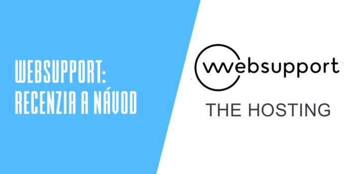 Websupport The Hosting recenzia a návody