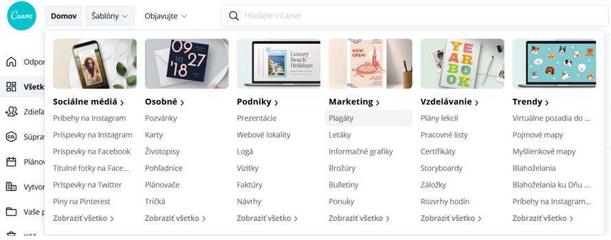 canva, canva online, canva pro,aplikacia na upravu fotiek